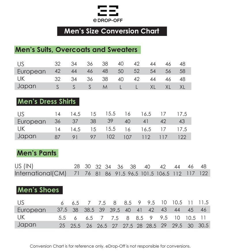 Prada clothing size chart mersn proforum co