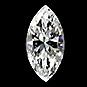 marquise shape loose diamond