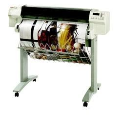 HP DesignJet 755CM Plotter